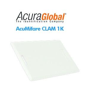 Cartões Inteligentes AcuMifare CLAM 1K