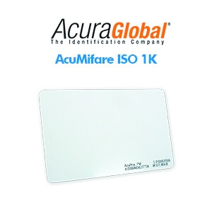 Cartões Inteligentes AcuMifare ISO 1K