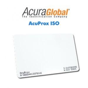 Cartões Inteligentes AcuProx ISO