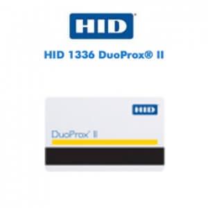 Cartões Inteligentes HID 1336 DuoProx® II