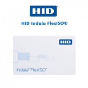 Cartões Inteligentes HID Indala FlexISO®