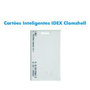 Cartões Inteligentes IDEX 125 kHz Clamshell