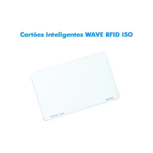 Cartões Inteligentes WAVE RFID ISO