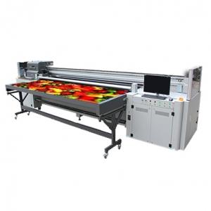 Impressora NovaJet UV FR3210 com cabeças Ricoh Gen5