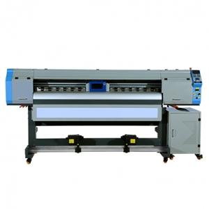 Impressora NovaJet UV T1804GH com cabeças Ricoh GH2220