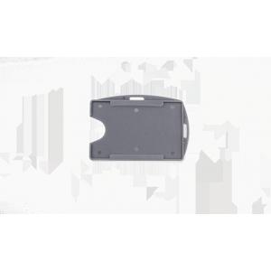 Protetor de crachá universal (M3)CINZA C/100