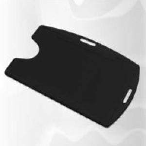 Protetor de crachá universal (M3) PRETO  C/100